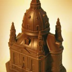 Ansicht der Schokoladen Frauenkirche